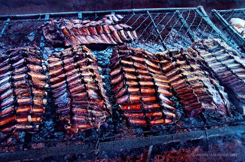 Beef ribs.