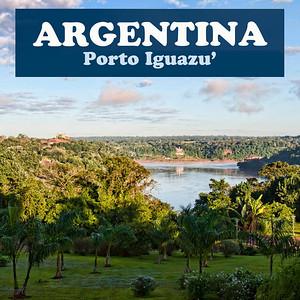 PORTO IGUAZU, MISSIONES, ARGENTINA