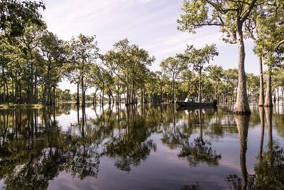 Miller Lake, Lousiana