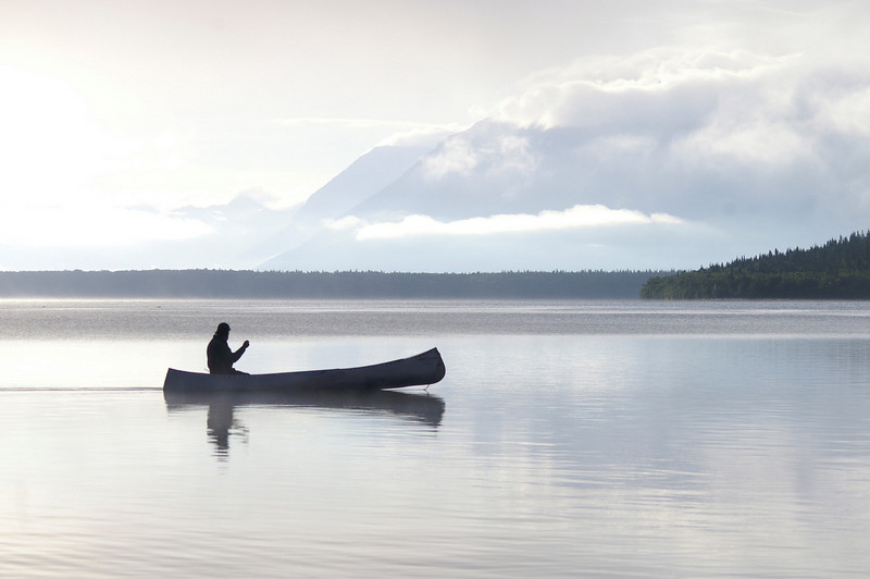 Katmai National Park, Brooks River, Alaska
