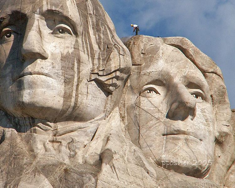 Mount Rushmore National Park, South Dakota