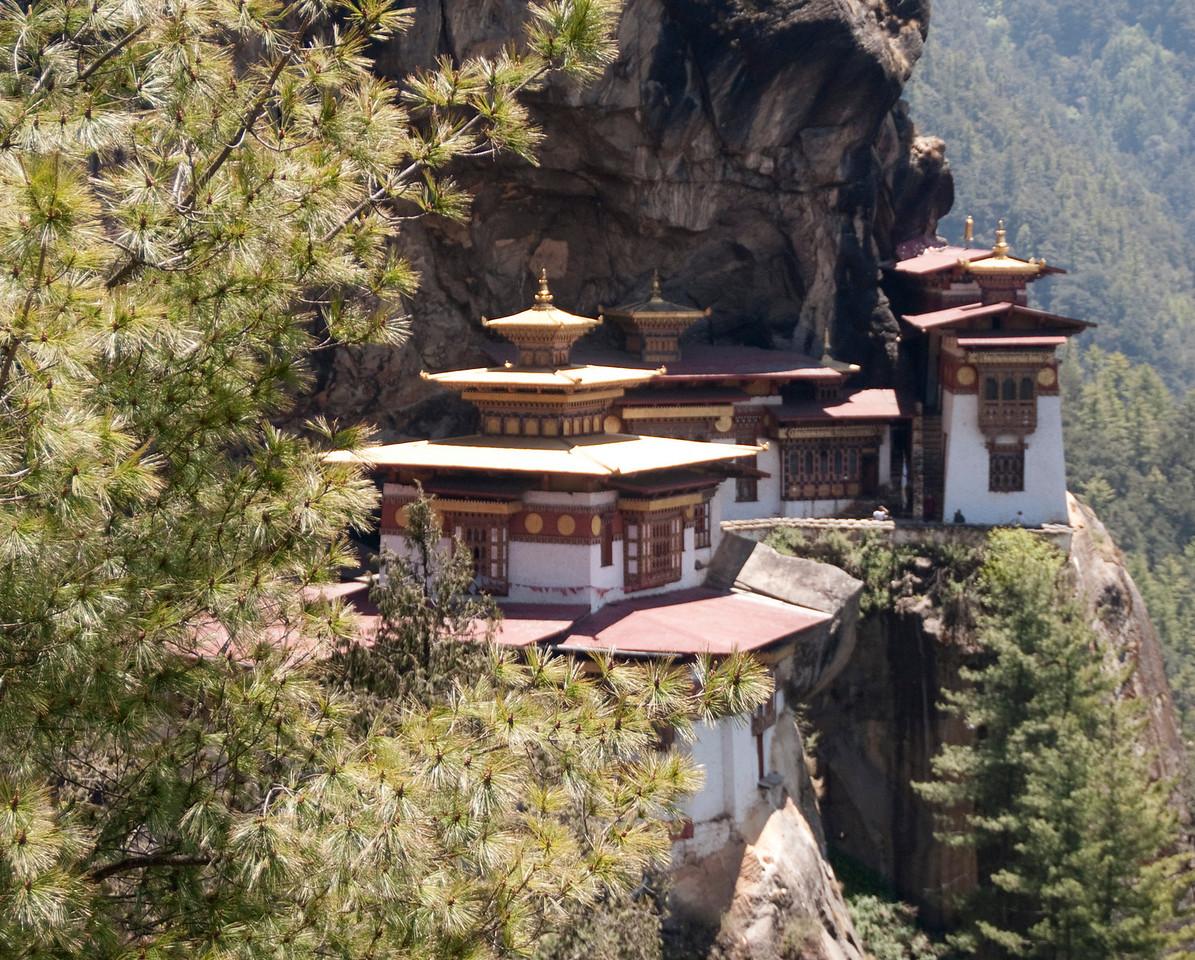 Tigers Nest, Paro, Bhutan