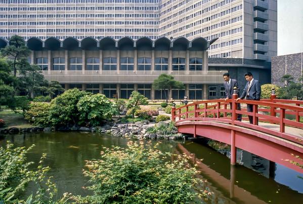 New Otani Hotel, Tokyo