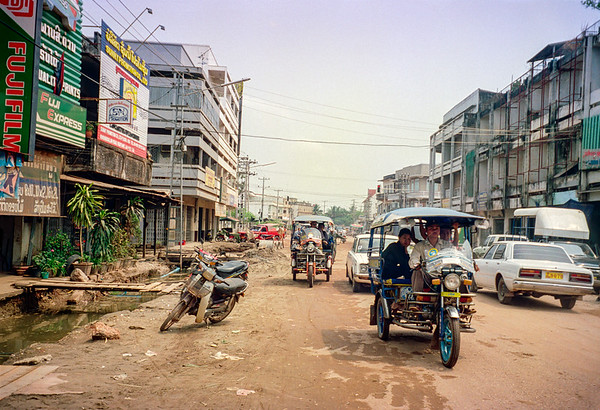 Vientiane, Laos, March 1998