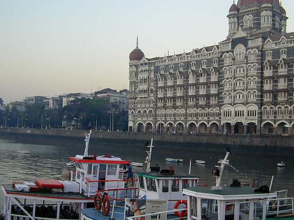 Morning in Mumbai