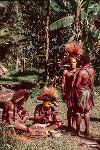 Spirit Dance, Wabia Village