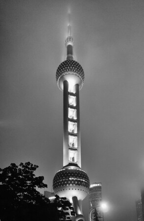 Oriental Pearl (TV) Tower