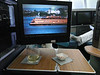 608 video upper deck Hong Kong-SFO flight