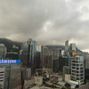 view of Central and Victoria peak from my room