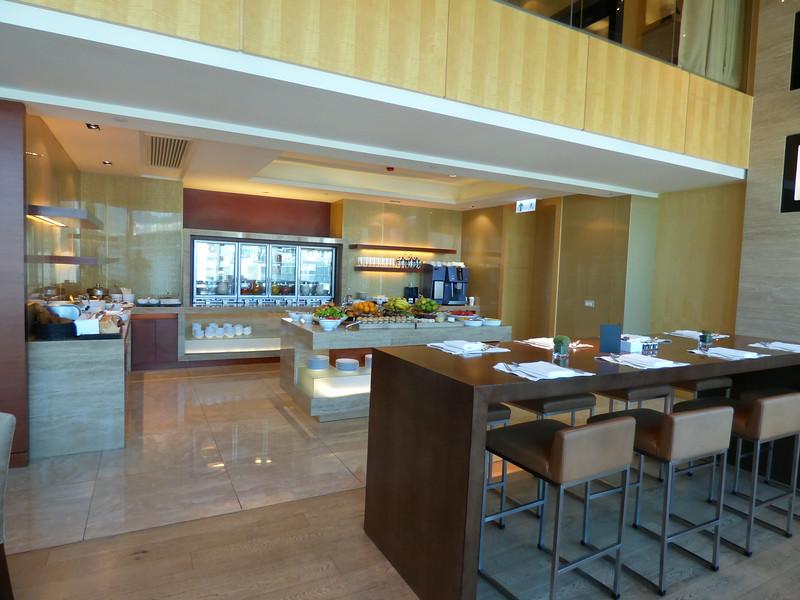 Hyatt Tsim Sha Tsui 23rd floor Regency Club