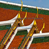 Grand Palace, Temple of the Emerald Buddha, Wat Phra Kaew, Bangkok, Thailand