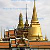 The Main Entrance to the Grand Palace, Bangkok, Thailand