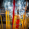 Incense burning sticks