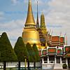 Grand Palace, Temple of the Emerald Buddha, Wat Phra Kaew, Bangkok, Thailand