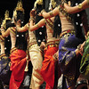 Aspara dance show in Siem Reap