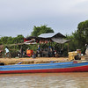 Tonle Sap (or Great Lake) boat ride