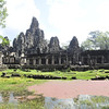Angkor Thom, located near Siem Reap