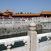 The Forbidden City was the Chinese imperial palace from the mid-Ming Dynasty to the end of the Qing Dynasty.
