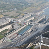 Three Gorges Dam - the world's largest hydroelectricity project.