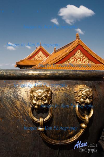 Hall of Central Harmony, Forbidden City, Beijing