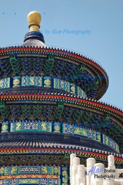 Hall of Prayer for Good Harvest, Temple of Heaven, Beijing