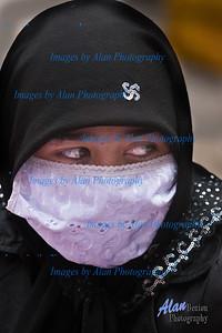 Young Girl, Kashgar