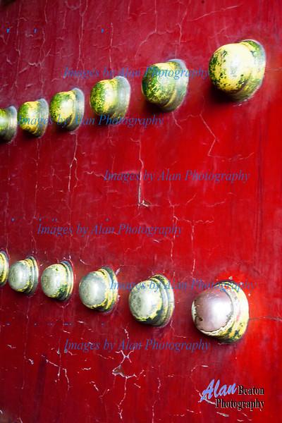Door to the Temple , Forbidden City, Beijing