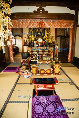Anrakuji Temple, Kyoto