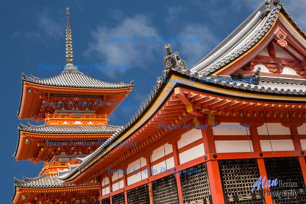 Kiyomizudera Temple, Kyoto