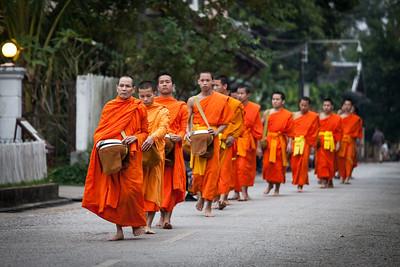 Laos & Bangkok 2012
