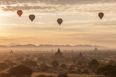 Myanmar & Bangkok 2014/15