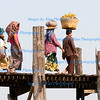 C rossing the U Bein Bridge