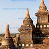 Stupas at Tayokye Pyay