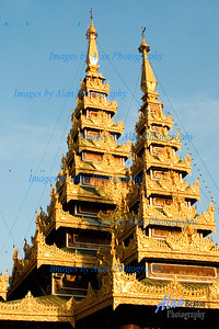 Within Shwedagon Pagoda