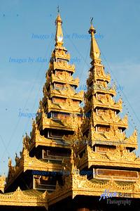 Within Shwedagon Pagoda