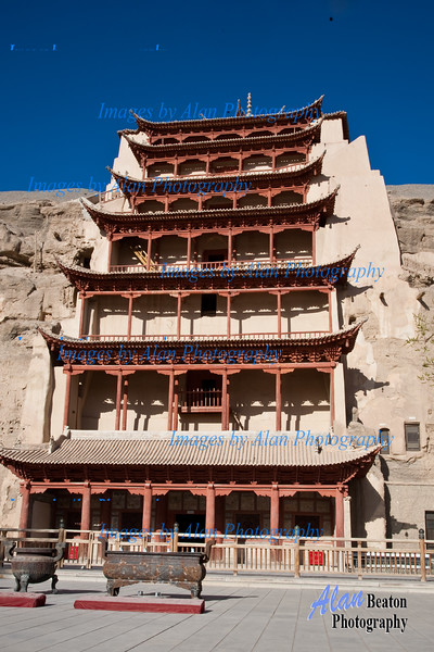 Mogao Caves, Dunhuang