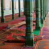 Interior of Id Kar Mosque, Kashgar