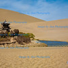 Crescent Lake, Echoing-sand Mountain, Dunhuang