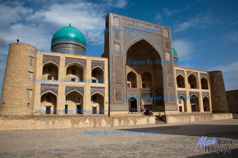Kalon Mosque, Bukhara, Uzbekistan