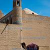 Camel outside Khiva City Walls, Uzbekistan