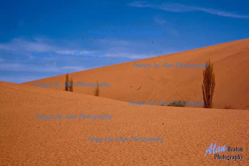 Echoing-sand Mountain, Dunhuang