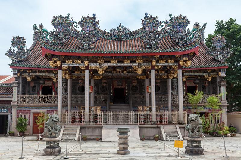 Khoo Kongsi clan house, Penang