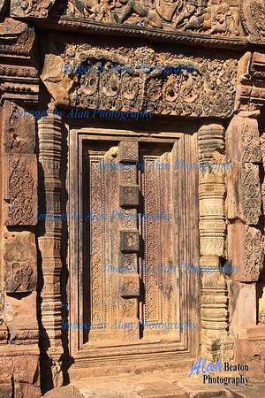 Blind Door, Banteay Srie