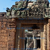 Doorway at Banteay Samre