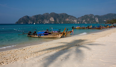 Long Beach on Ko Phi Phi