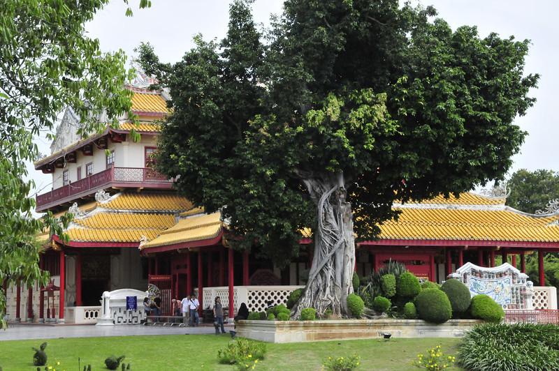 Bang Pa In Royal Palace - the royal summer palace for the Kings