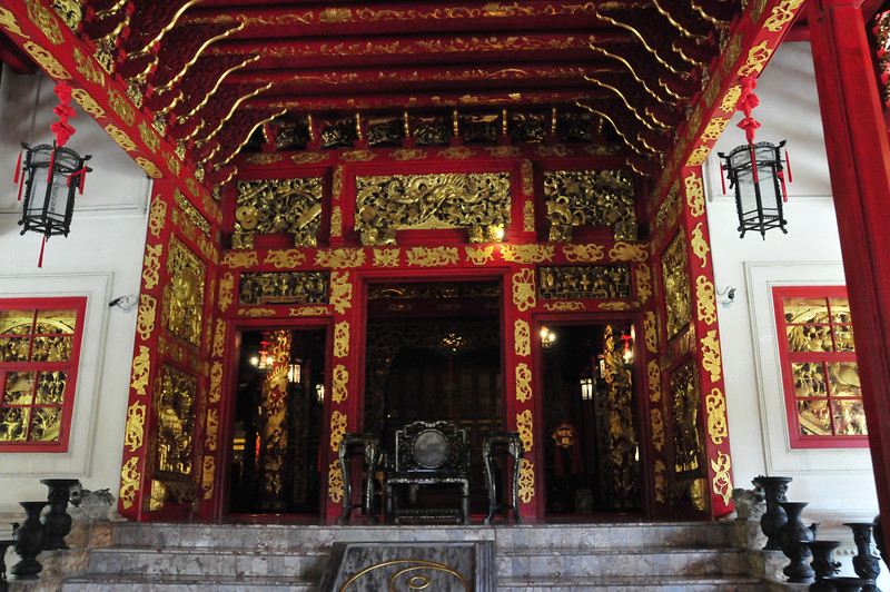 Bang Pa In Royal Palace - the royal summer palace for the Kings