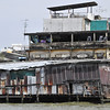 Ferry trip along the Chao Phraya River in Bangkok