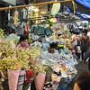 Bangkok street scenes - the Flower market