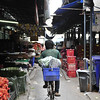 Bangkok street scenes - the market